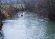 Zimska podvodna delovna akcija